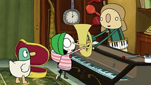 Sarah & Duck - Series 2: 27. Music Fixer