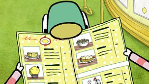 Sarah & Duck - Series 2: 29. Lemon Cafe