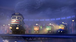 Chuggington - Series 5: 9. Chug Patrol Chief