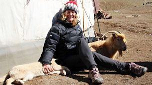 Kate Humble: Living With Nomads - 3. Mongolia