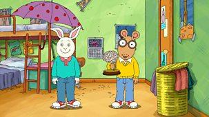 Arthur - Series 19: 4. Brain's Brain