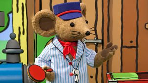Rastamouse - Series 3: 17. Trainin' Day