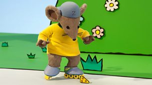 Rastamouse - Series 3: 19. Rainin' Cheese