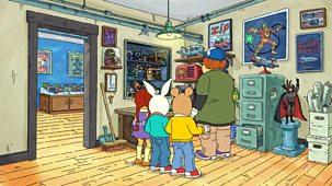 Arthur - Series 19: 7. Arthur's Toy Trouble