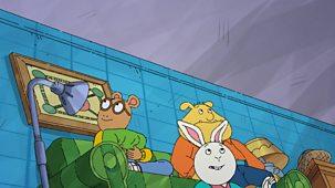 Arthur - Series 19: 9. Carried Away