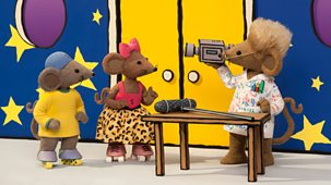 Rastamouse - Series 3: 21. Pump Up Da Volume