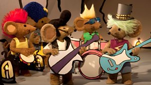 Rastamouse - Series 3: 25. School Of Rock