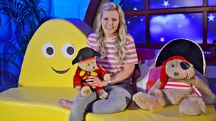 Cbeebies Bedtime Stories - 506. Ellie Harrison - The Hill And The Rock
