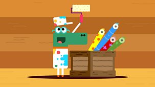 Hey Duggee - 32. The Decorating Badge