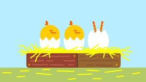 Hey Duggee - 35. The Egg Badge