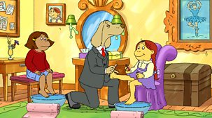 Arthur - Series 19: 15. Francine's Cleats Of Strength