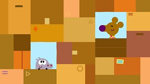 Hey Duggee - 37. The Cardboard Box Badge