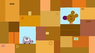Hey Duggee - 37. The Cardboard Box Badge