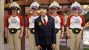 Odd Squad - 4. Double Trouble