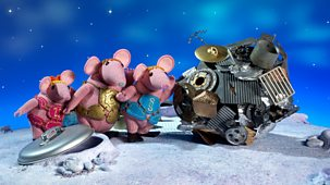 Clangers - 11. Space Tangle