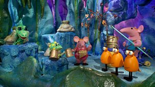 Clangers - 14. Tiny's Orchestra