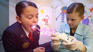 Odd Squad - 12. Party Of 5, 4, 3, 2, 1