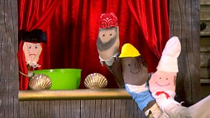 Swashbuckle - Series 3: 2. Swashpuppets