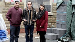 The House That £100k Built - Series 2: 1. Wajid And Anam