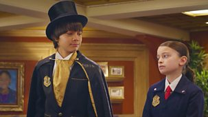 Odd Squad - 18. The Great Grinaldi