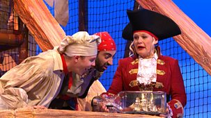 Swashbuckle - Series 3: 8. Shipwreck In A Bottle