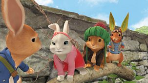 Peter Rabbit - Series 2: 22. The Tale Of Nutkin's Rabbity Day
