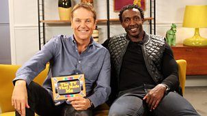 The Tv That Made Me - 5. Linford Christie