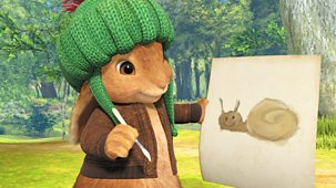 Peter Rabbit - Series 2: 27. The Tale Of Fred Snail
