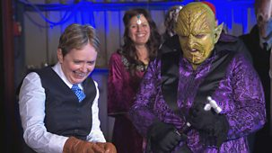 Marrying Mum And Dad - Series 4: 7. Dr Who