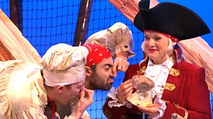 Swashbuckle - Series 3: 14. Precious Pearls