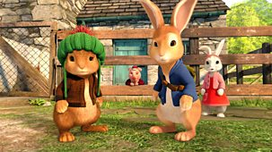 Peter Rabbit - The Tale Of The Kitten And Pig Adventure