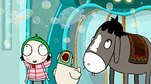 Sarah & Duck - Series 2: 32. Bubble Bumbling