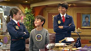 Odd Squad - 35. Hold The Door
