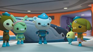 Octonauts - Series 4: 7. Octonauts And The Loneliest Whale
