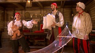 Swashbuckle - Series 3: 20. Hammocks