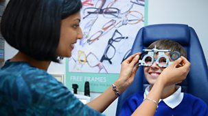 Topsy And Tim - Series 3: 5. Eye Test