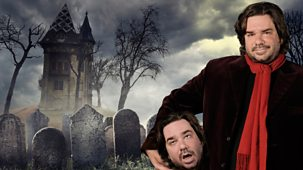 Comedy Shorts - Matt Berry Does: 4. Ghosts