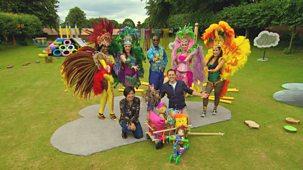 Show Me Show Me - Series 6: 15. Birds Of Paradise And Carnivals