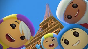 Go Jetters - 1. The Eiffel Tower, France