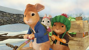 Peter Rabbit - Series 2: 32. The Tale Of The Spectacular Sledge