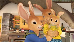 Peter Rabbit - Series 2: 33. The Tale Of Cotton-tail's Tooth