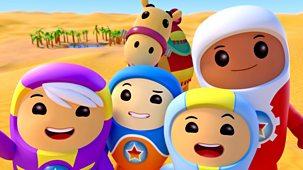 Go Jetters - 4. The Sahara Desert, Africa