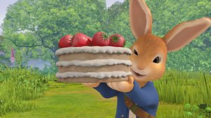 Peter Rabbit - Series 2: 37. The Tale Of The Great Cake Chase