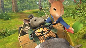 Peter Rabbit - Series 2: 38. The Tale Of The Go-kart Getaway