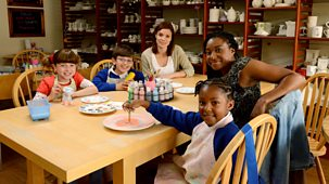 Topsy And Tim - Series 3: 8. New Glasses