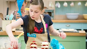 Junior Bake Off - Junior Bake Off: Episode 1