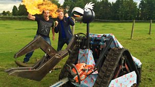 Absolute Genius Super Tech With Dick & Dom - 2. Robots