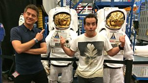 Absolute Genius Super Tech With Dick & Dom - 1. Space Tech
