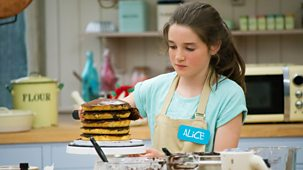Junior Bake Off - Junior Bake Off: Episode 6