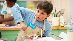 Junior Bake Off - Junior Bake Off: Episode 9